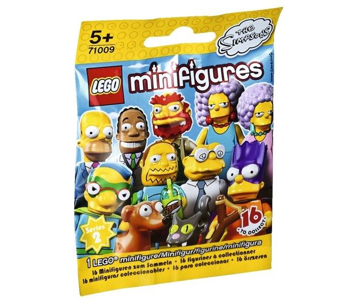 Lego kocke minifigures series 2 simpsons