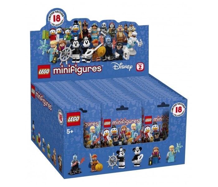 Igracka Lego kocke Disney minifigures series 2