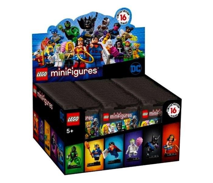 Lego kocke Dc  Super Heroes 5g+
