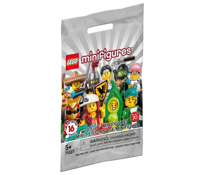 Lego kocke series 20
