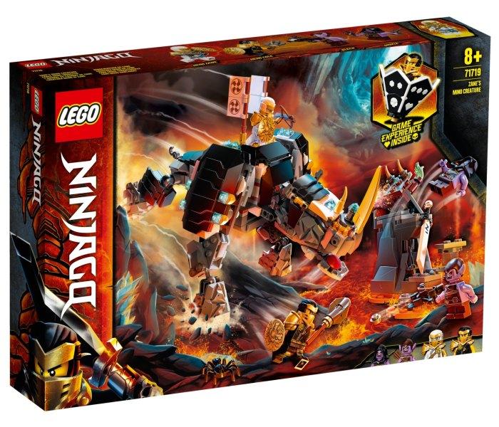 Lego kocke zane's mino creature Ninjago 8g+