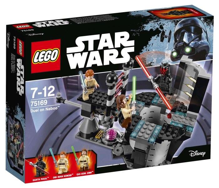 Lego kocke CONF Dualpack aero + victor Star wars