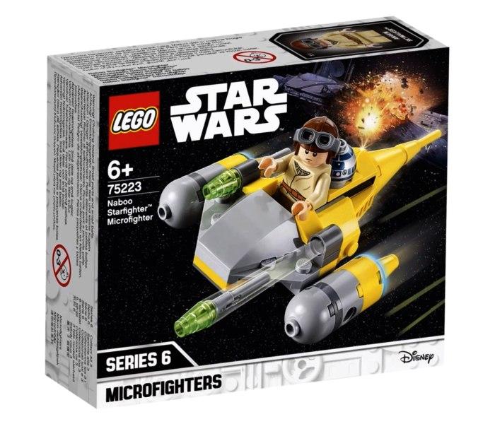 Igracka Lego kocke Naboo starfighter microfighter Star wars