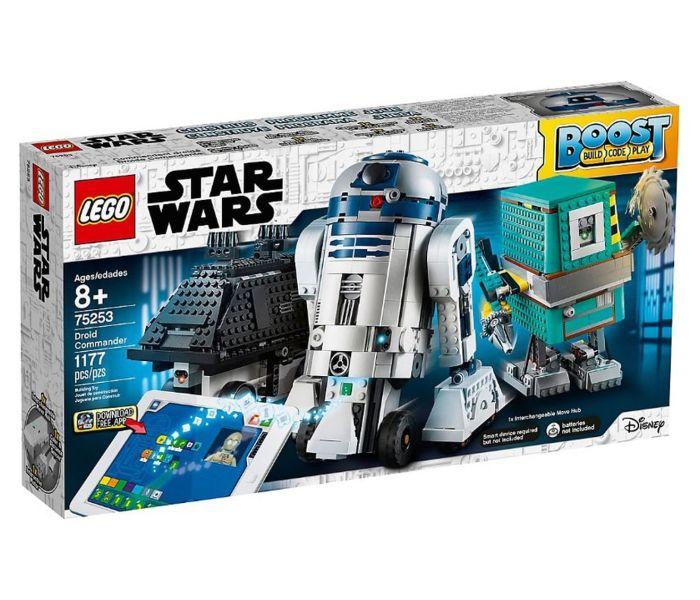 Igracka Lego kocke droid commander Star wars
