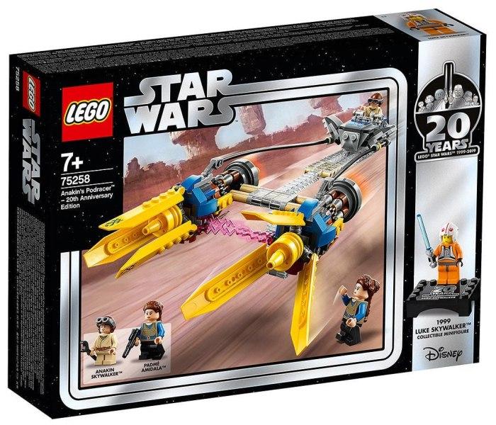Igracka Lego kocke Anakin`s podracer 20th anniversary edition Star Wars