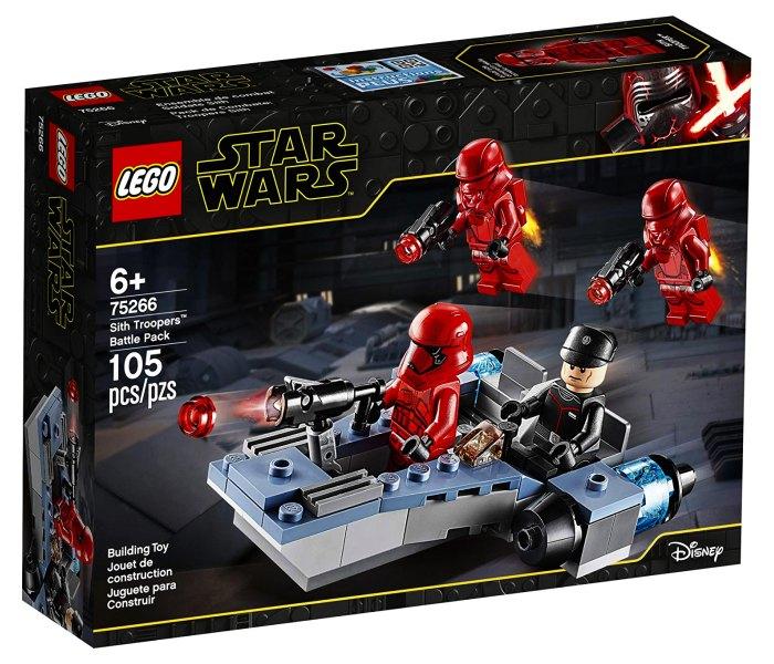 Lego kocke Sith troopers battle pack,6g+ star wars