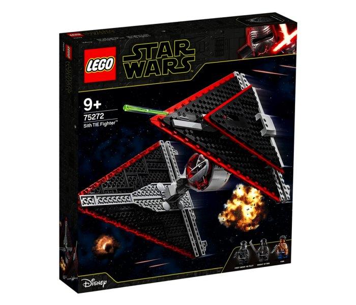 Lego kocke Sith tie fighter, 9g+ star wars