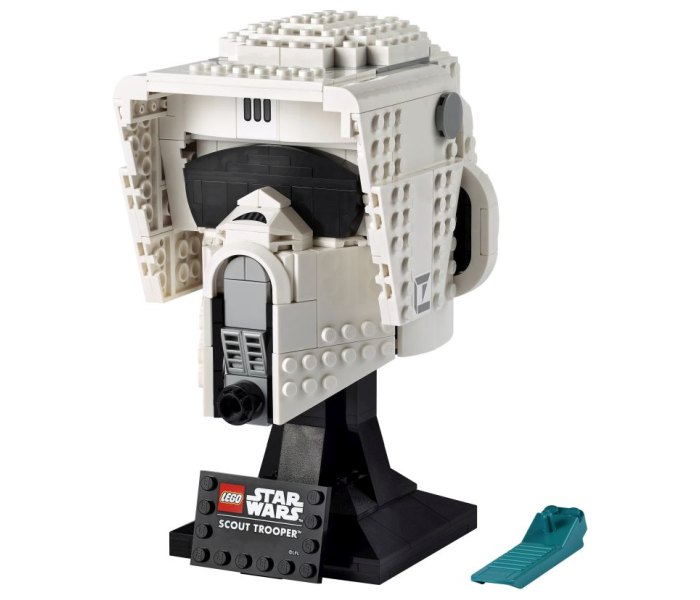 Igračka Lego kocke scout trooper Helmet, Star Wars 18g+