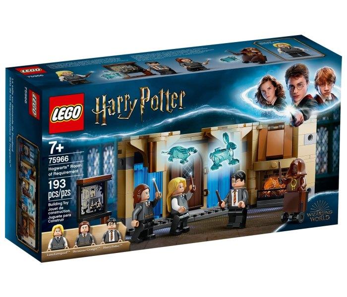 Lego kocke hogwarts# room of requirement Harry Poter 7g+
