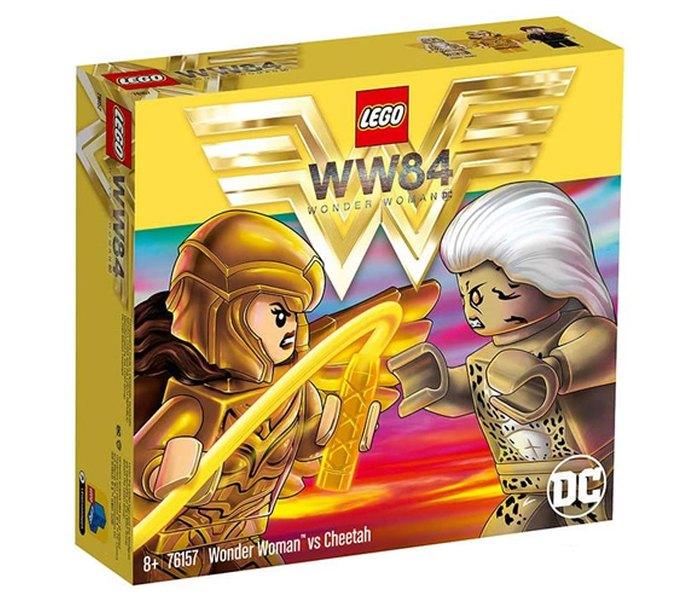 Lego kocke wonder woman vs cheetah Super heroes 8g+