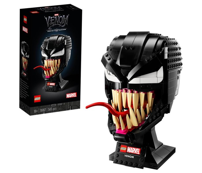 Igračka Lego kocke Venom,  Marvel 18g+