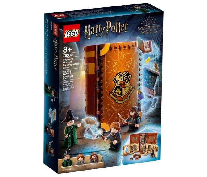 Igračka Lego kocke Hogwarts moment, transfiguration class, Harry Poter 8g+