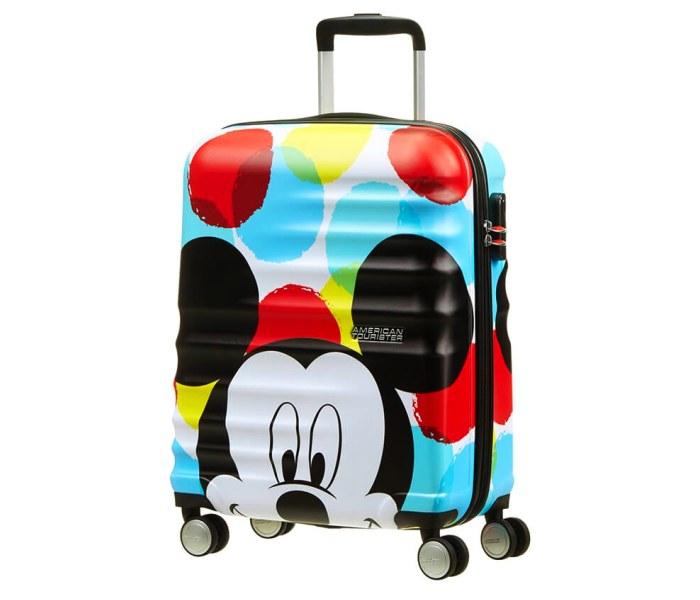 Kofer Wavebreaker Disney 55/20  disney mick. cl-up