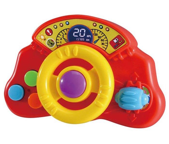 Igracka za bebe komandna tabla
