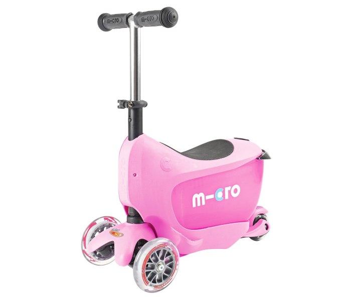 Trotinet mini micro deluxe plus rozi