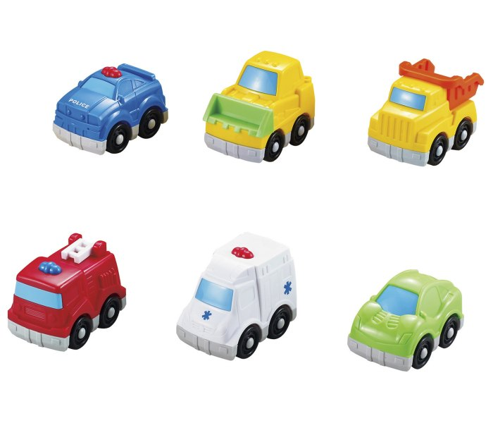 Igracka za bebe mini vozila 12m+