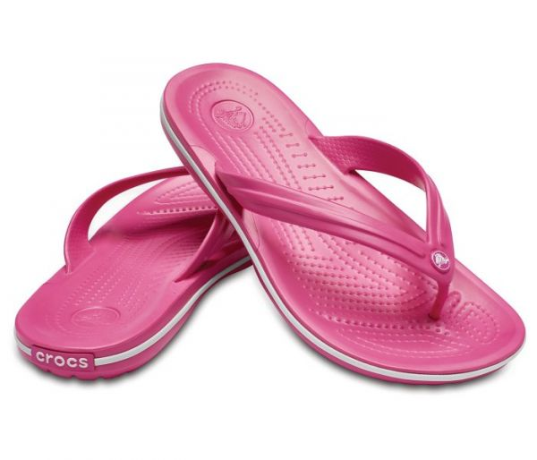 Crocs crocband japanke pink