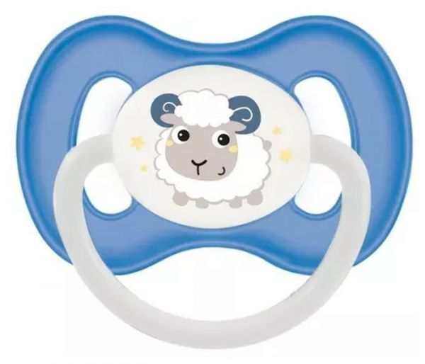 Varalica silikon 6-18 mjeseci Bunny&Company
