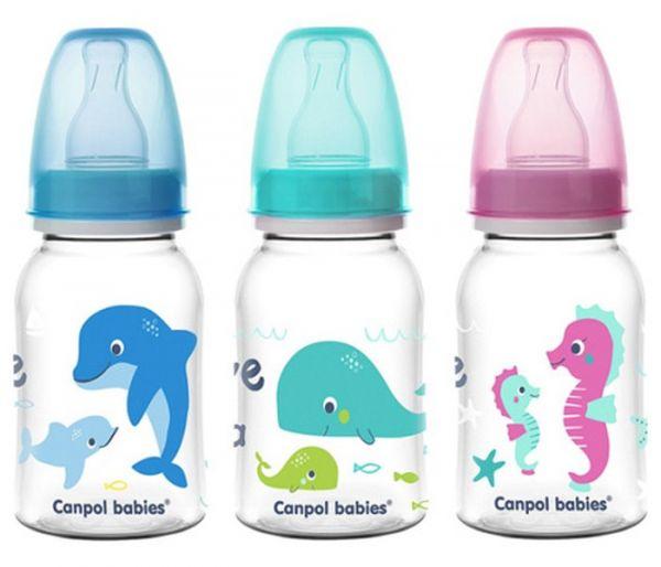 Flašica za bebe,120 ml,bpa free, love & sea
