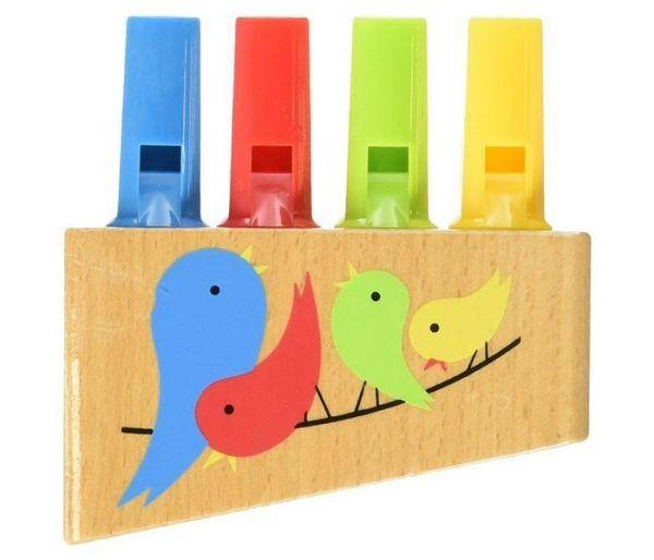 Igračka pištaljka zov ptica 4