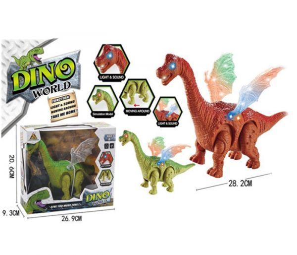 Igračka Master dinosaurus