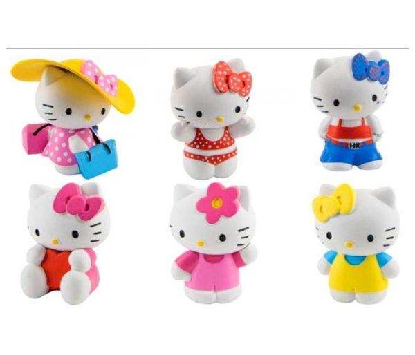 Hello kitty figurice display 36/1