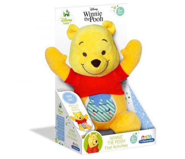Baby igracka Winnie the pooh