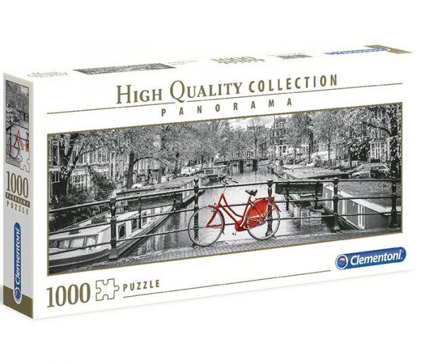 Igračka Clementoni puzle 1000 Amsterdam