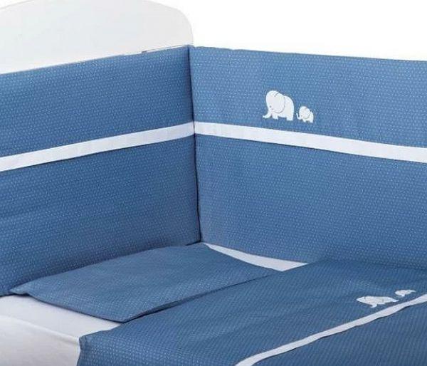 Buba posteljina 6 djelova slon