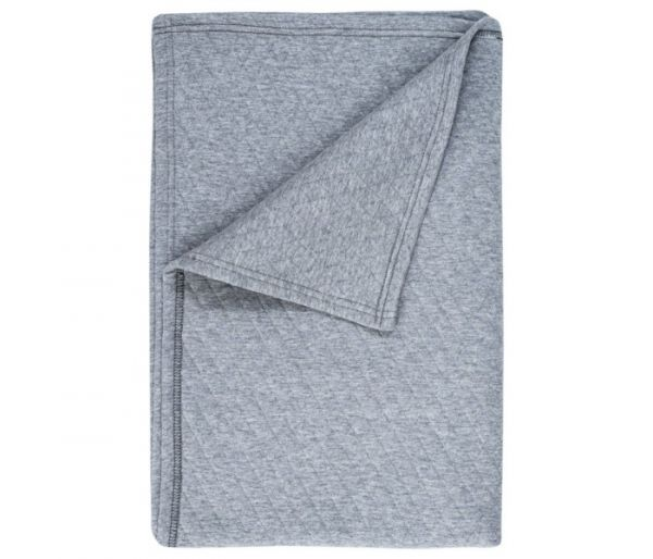 Prekrivač za bebe Bubaba sivi 75x90cm.