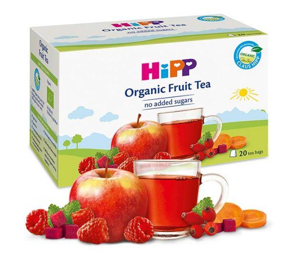 Čaj - voćni filter kesice