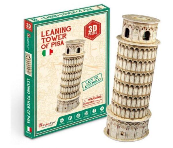 Igračka Cubbic fun puzzle leaning tower of pisa s