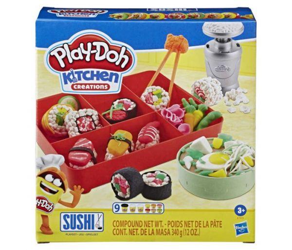 Igračka Playdooh sushi set