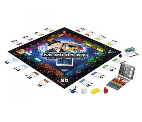 Igračka društvena monopol super elektronsko bankarstvo