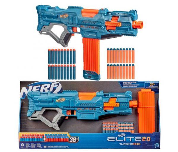 Igračka Nerf elite 2 turbine cs 18