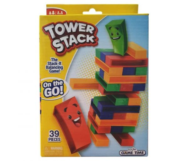 Igračka Funville društvena igra, tower stack