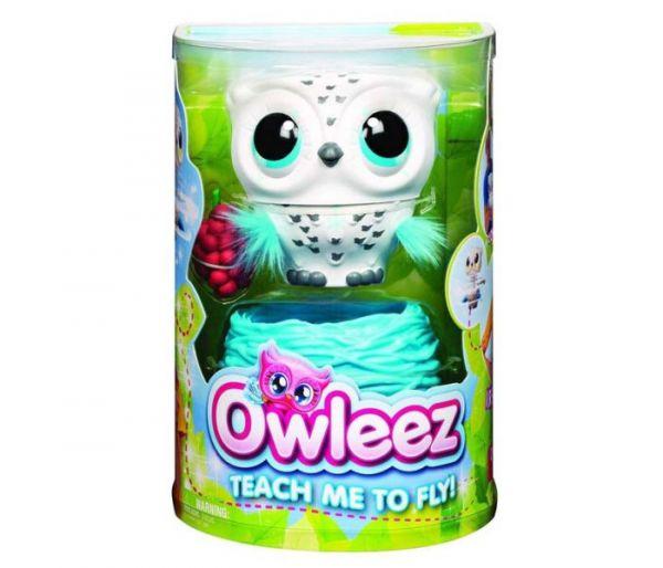 Igračka owleez interaktivna sovica set