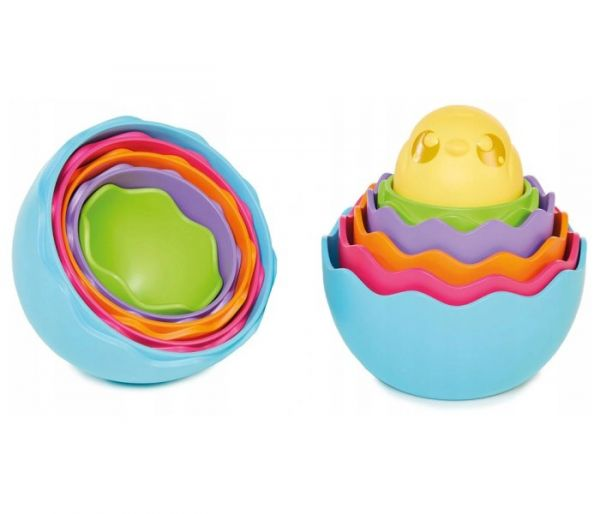 Igračka Tomy hide and squeak nestina jaja
