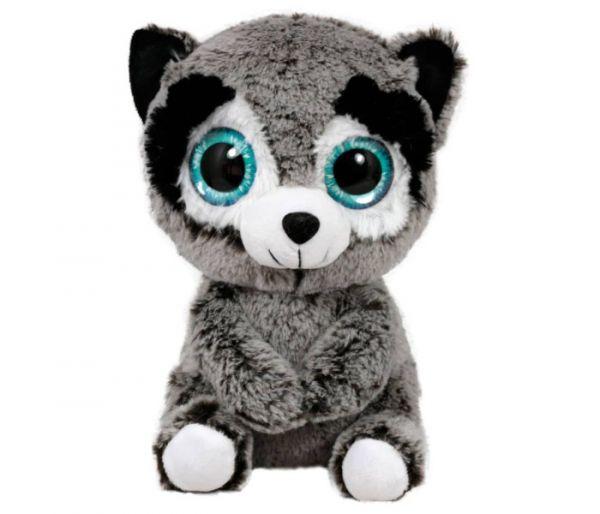 Plišana igračka Amek životinje sa velikim ocima 23 cm