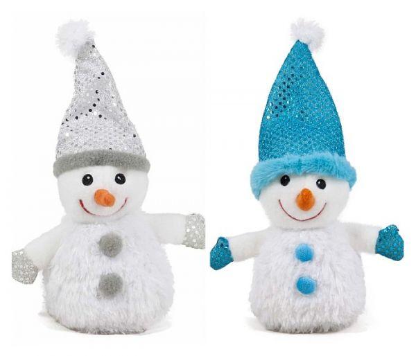 Plišana igračka Amek sneško belic 22 cm