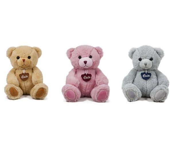 Plišana igračka Amek slatki medvjed 20 cm