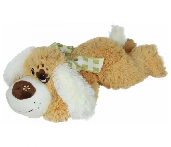 Plišana igračka Amek pas koji leži 45 cm