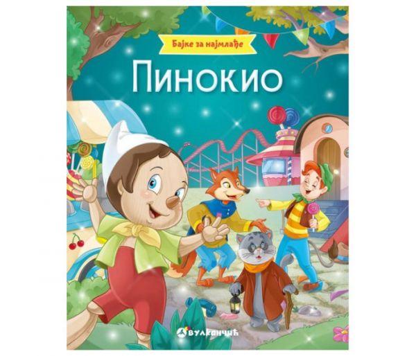 Bajke za najmlade: Pinokio