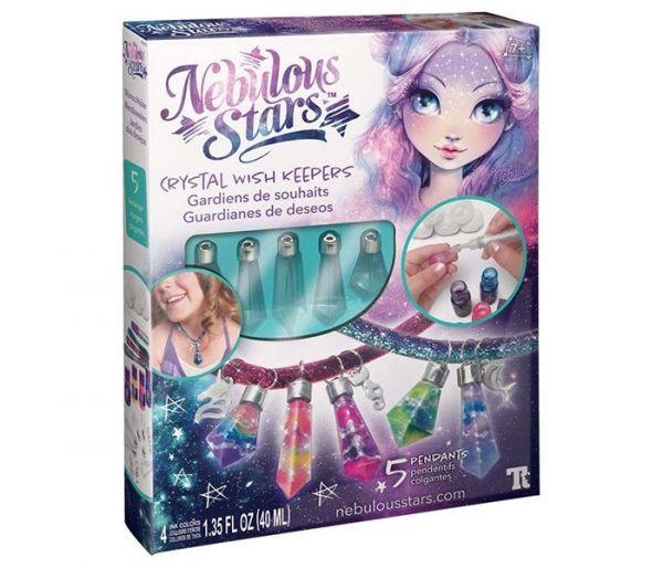 Nebulous stars kristalni čuvari želja - kreativni set