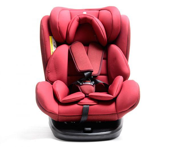 Sjediste za auto Murphy 0-36 kg bordo