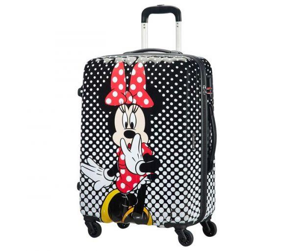 Kofer American Tourister disney legends 65/24 alfatwist Minnie