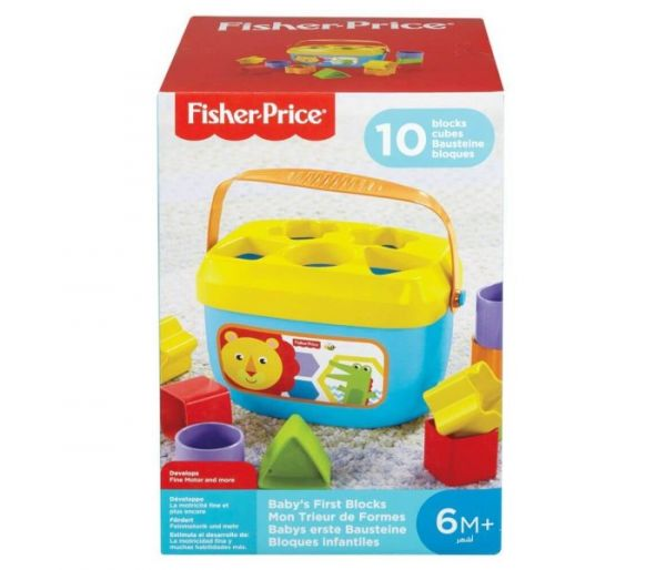 Igračka Fisher price geometrijsko tijelo