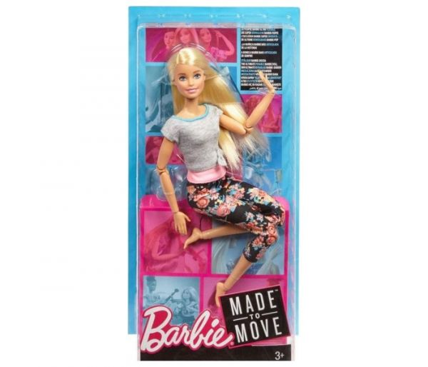 Igračka Barbie beskrajni pokreti