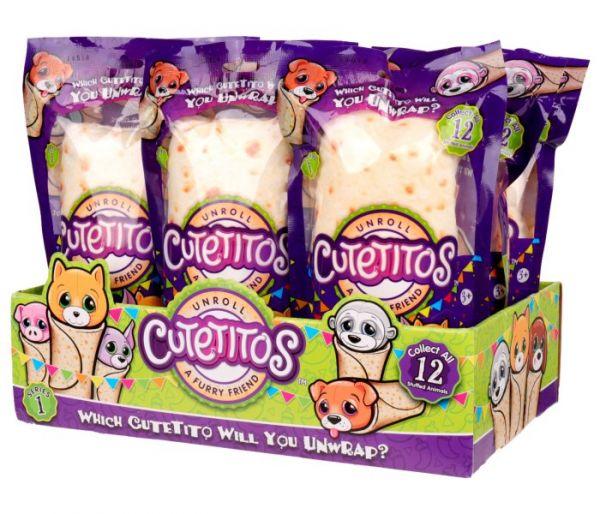 Igračka plišana Cutetitos, kuce serije 4