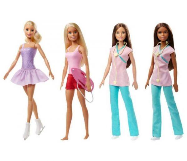 Igračka Barbie budi što želiš